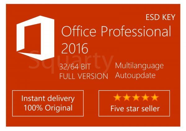 Cheap Office Products like Microsoft Office Professional Plus 2016