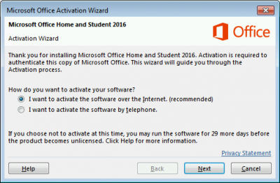 Free activation code for ms office 2016